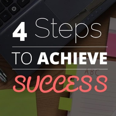 4 Steps to a Successful 2021